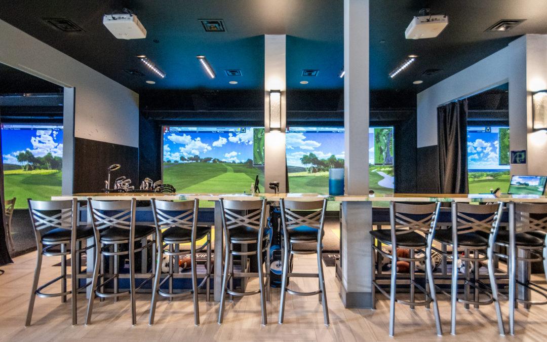 We're Open! Rounds Golf & LEDO Pizza